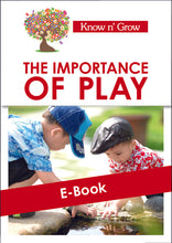 The Importance of Play - E-Book