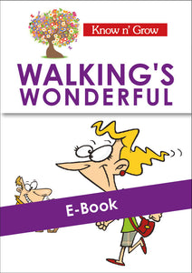 Walking's Wonderful - E-Book