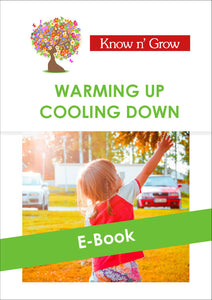 Warm Ups and Cool Downs - E-Book