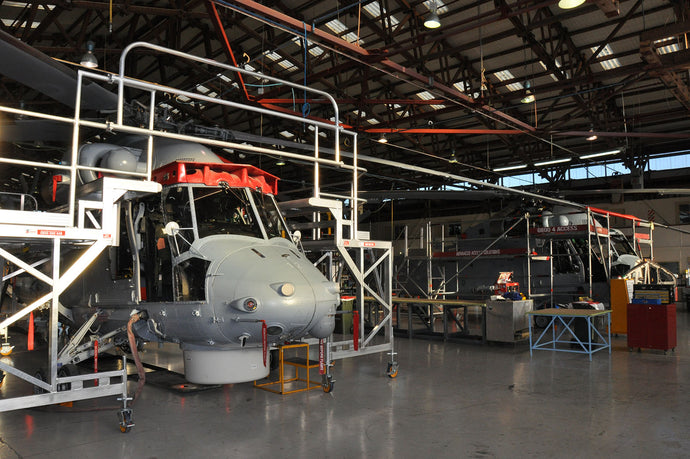 Safe Air Seasprite Maintenance Platforms
