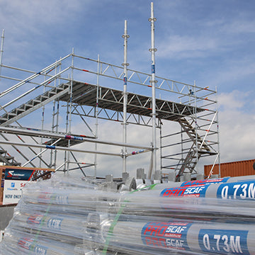 Scaffolding Apprenticeship Program to Help Meet Demand for Scaffolders