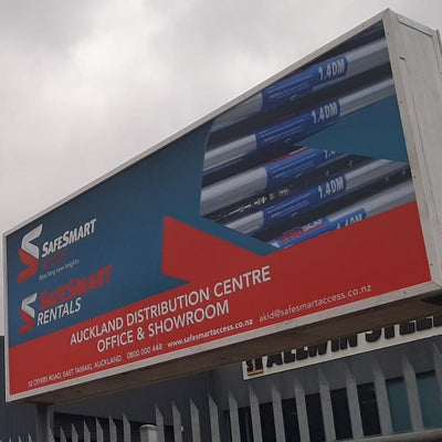 Convenient New Location For SafeSmart's Auckland Distribution Centre