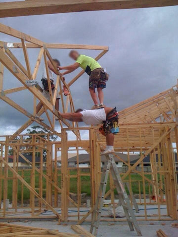 what not to do at a worksite EVER