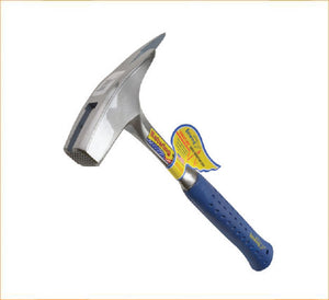 Leach's Scaffold Hammer Vinyl Handle Milled Face