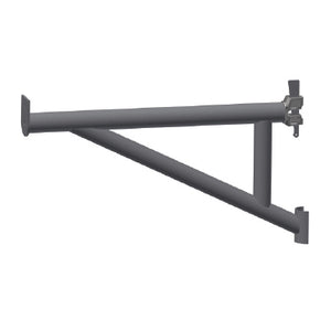 CANTILEVER BRACKET -  TUBULAR (PLATED)