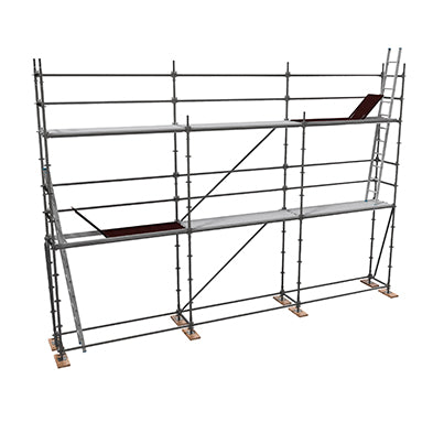 Proscaf Double level scaffold Pack for Builders - SafeSmart Access