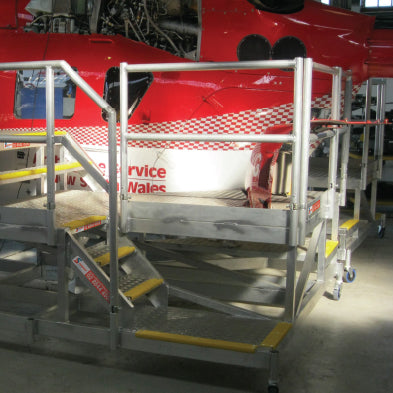 Eurocopter Side Maintenance Platform