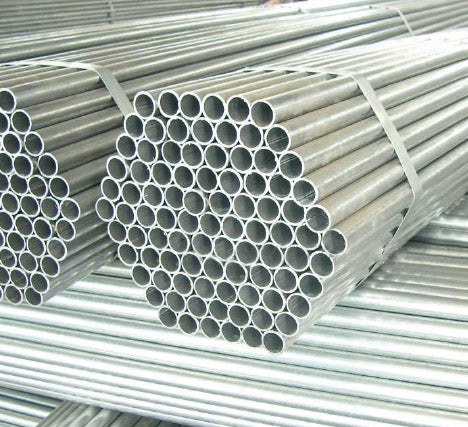 Galvanised Scaffold Tube - NZ Made ASTRID APPROVED
