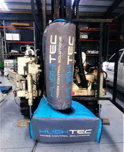 HUSHTEC®  ACOUSTIC PILE ATTACHMENTS