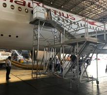 Airbus A350 Aircraft Platforms - SafeSmart Access