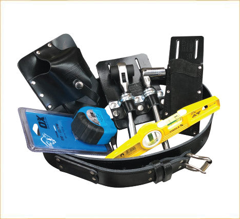 Scaffolders kit belt and accessories