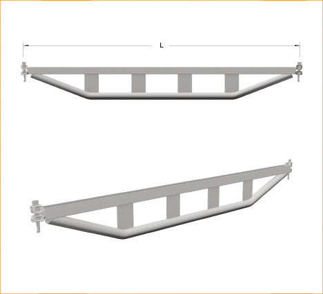 LEDGER - U TRANSOM BRIDGING