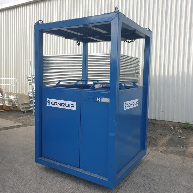 Conquip Personnel Access Cages