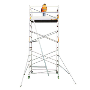 Aluminium Mobile Scaffold Towers - SafeSmart Access
