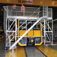 Rail Maintenance Platforms