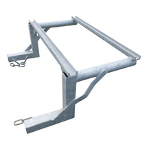 Rubbish Chute Fixing Frame