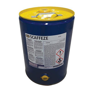 Scaffeze Fittings Treatment