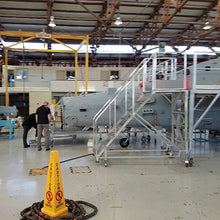 Seasprite Helicopter Maintenance Platform