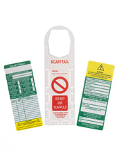 ScaffTag® Holders Inserts and Pen