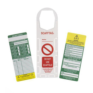 ScaffTag® Holders, Inserts and Pen ASTRID APPROVED