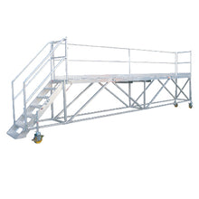 SAFELOADER Truck loading Platform - SafeSmart Access