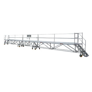 SAFELOADER Truck Platform with Lanyard Line  - 16m - SafeSmart Access