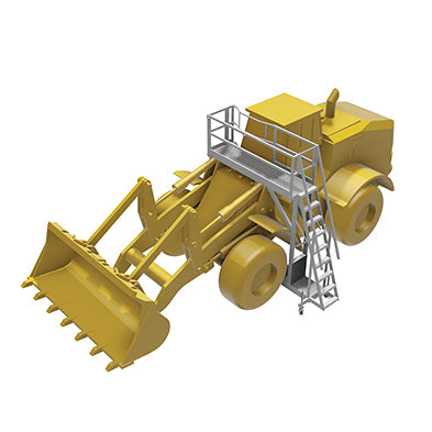 Wheel Loader Platforms