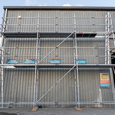Proscaf Double level scaffold Pack