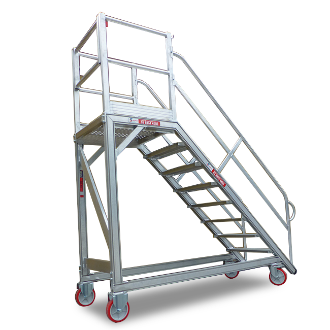 Stair Access Super Maintenance Platform