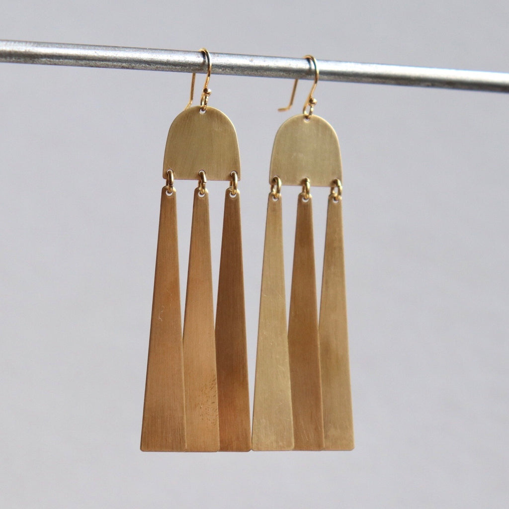 Bell Bottom Earrings