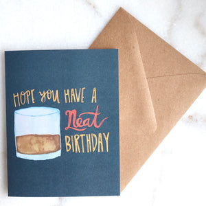 Neat Birthday Card
