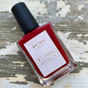 Lady In Red- Nail Polish