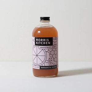 Grapefruit + Honey Mixer