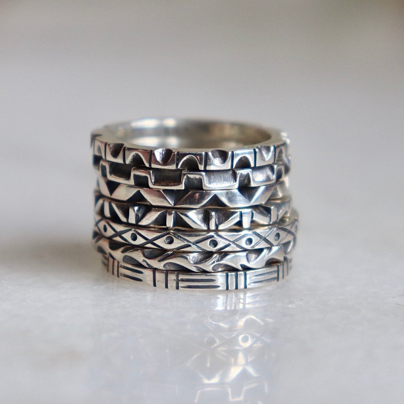 Turret Eternity Ring