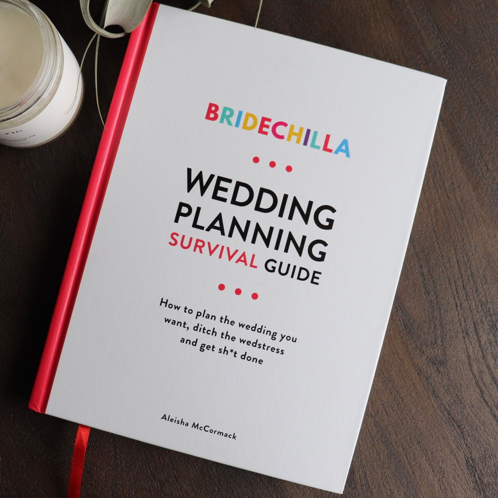Wedding Planning Survival Book