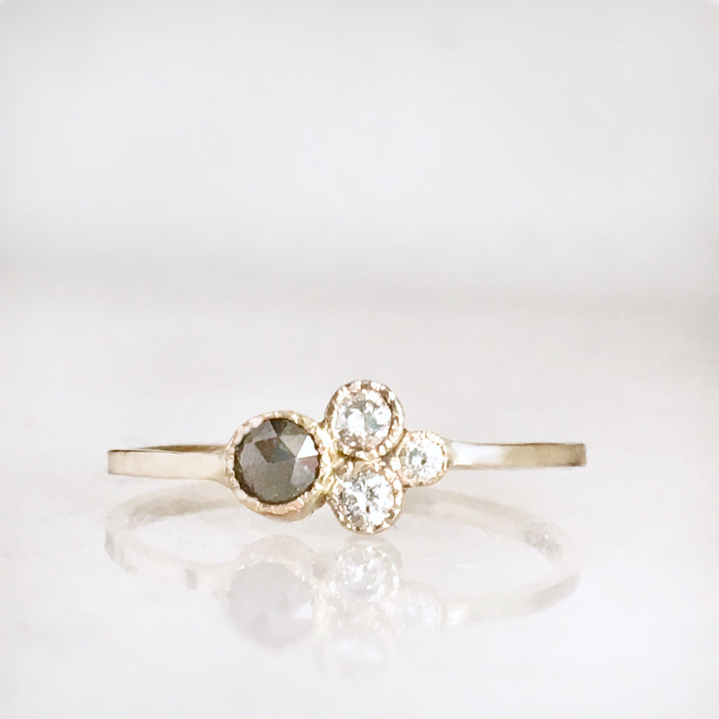 DIAMOND CONSTELLATION RING