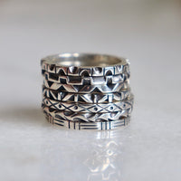 Vee's Eternity Ring