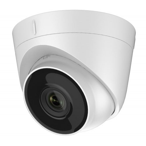 4MP Hiwatch IPC-T140 2.8mm 98° Turret Dome IP Camera 30M EXIR