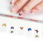 【In-Stock】Butterfly Nail Stickers