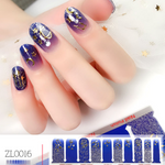 【In Stock】Blue Sky Nail Stickers