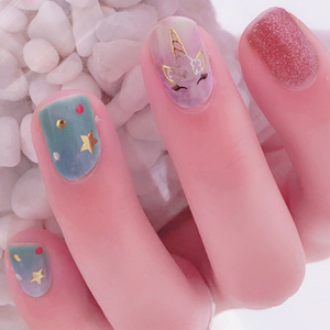 【In-Stock】Cute Unicorn Nail Stickers