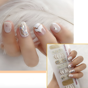 【In Stock】Sand Beach Nail Stickers