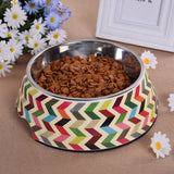 ZigZags Bowl - Puppernaut Dog Products