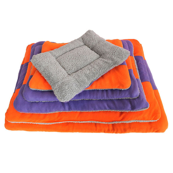 Thick Cotton Bed - Puppernaut Dog Products
