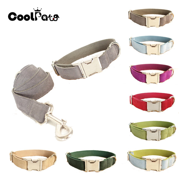 Soft Collar Set - Puppernaut Dog Supplies