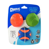 Chuckit Fetch Medly - Puppernaut Dog Products