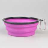 Collapsible Dog Bowl - Puppernaut Dog Supplies
