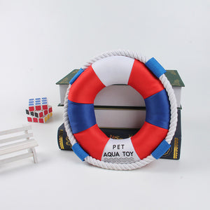 Toy Lifebuoy - Puppernaut Dog Supplies