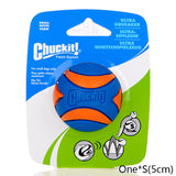 Squeaky Chuckit! Rubber Balls - Puppernaut Dog Supplies