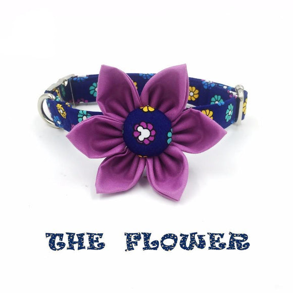 The Flower - Puppernaut Dog Products